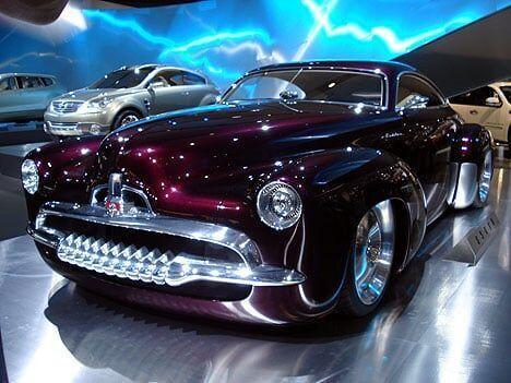Detroit Auto Show 2007: Imagens