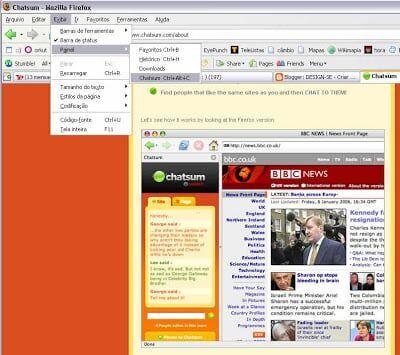Comunicado os Leitores do DESIGN-SE e usuários de Firefox