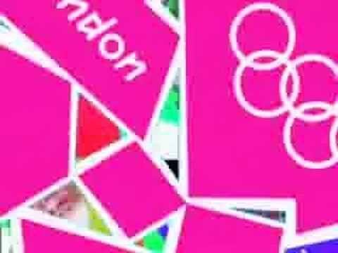 Video Freak com a Marca dos Jogos de Londres 2012