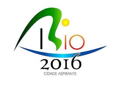 marca provisória da candidatura aos Jogos Olímpicos Rio 2016