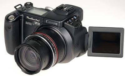 Vende-se – Maquina Digital Canon PRO1 – 8Mb