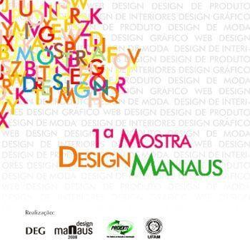 1° Mostra de Design Manaus