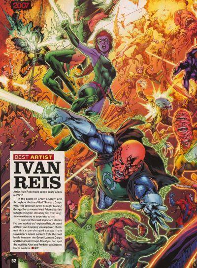 Brasileiro Ivan Reis