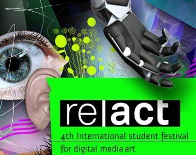 Re | Act – Quarto festival internacional de arte em m