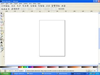 Software livre para web: Desenho vetorial com o Inkscape