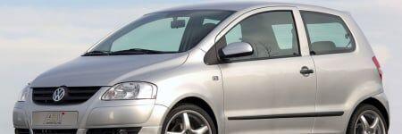 VW Fox e a guilhotinha dos dedos