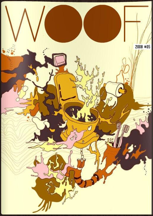 WOOF!MAGAZINE #5