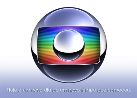 NOVO logo da Globo