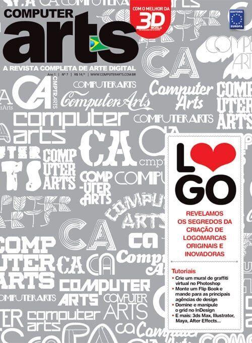 Revista Computer Arts edição 7