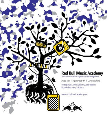 Red Bull Music Academy – Workshop Recife