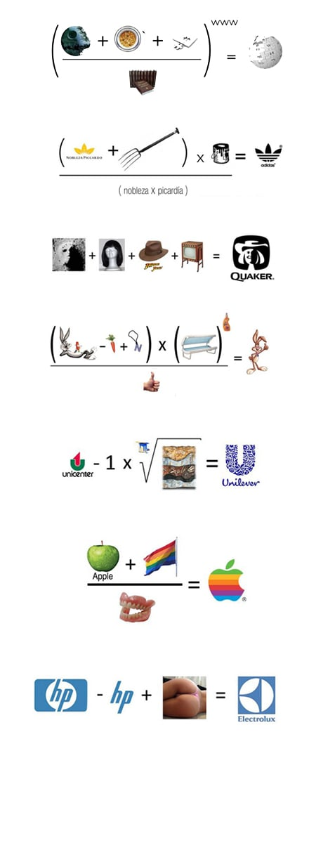 """Anda """"logo"""" com essa equação!"""