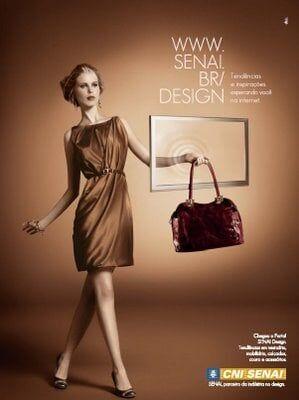 Portal SENAI Design