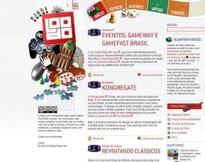 Loodo: blog sobre game design do Wii ao Jogo da velha…