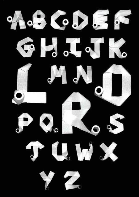 Os 22 alfabetos mais criativos