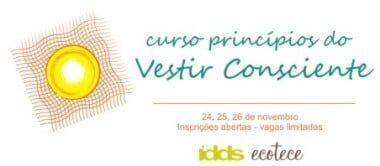 IDDS: Principios do Vestir Consciente