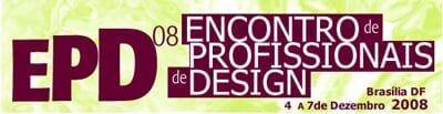 Encontro de Profissionais de Design – EPD 2008