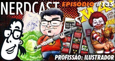 Nerdcast 135: Profiss