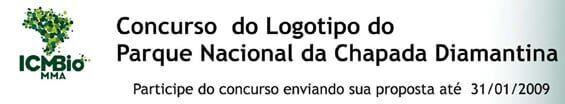 Concurso:Logotipo do Parque Nacional da Chapada Diamantina