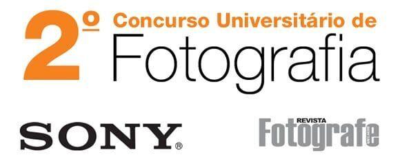 2º Concurso Universitário de Fotografia Sony e Fotografe Melhor