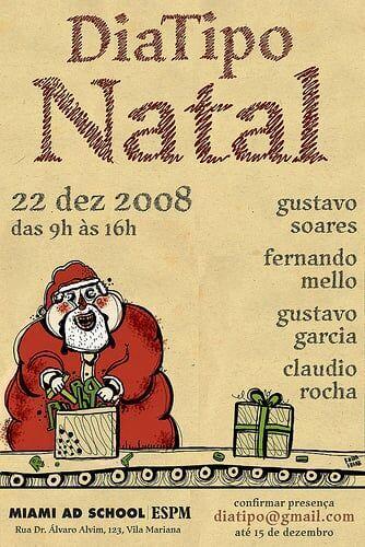 Dia Tipo Natal – 22 de Dezembro