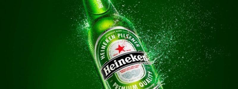 História da Marca Heineken