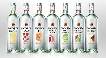 Bacardi – Novas embalagens