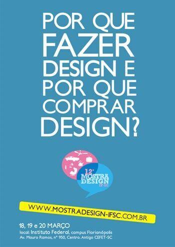 12ª Mostra Design IF-SC