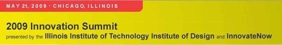 Concurso: 2009 Innovation Summit