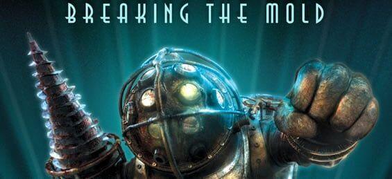 Livro de concept art pra download: BioShock: Breaking the Mold