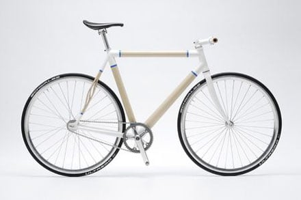 Bicicleta de Bambu