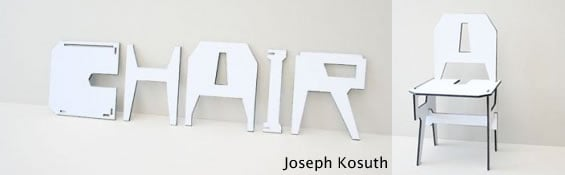 Quando o design de produtos e a tipografia se encontram…