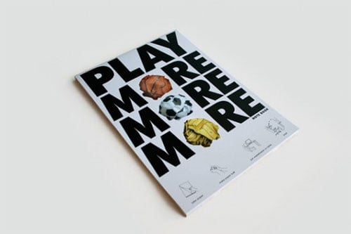 Pensando fora da caixa II – Play more
