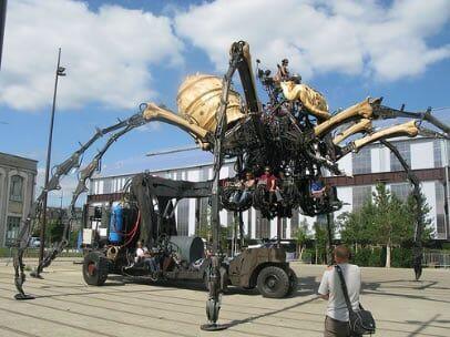 SteamPunk – Les Machines de l'Ile Nantes
