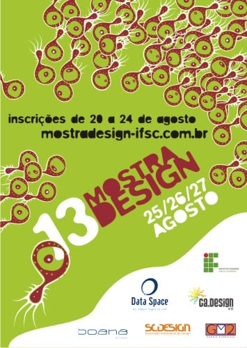 Complexidade e Design na XIII Mostra Design do IF-SC