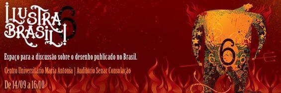 IlustraBrasil! 6 come