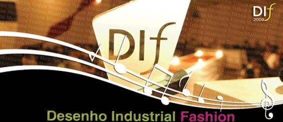 Promocao para o Desenho Industrial Fashion 2009