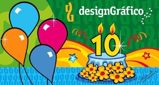 10 anos da lista dG