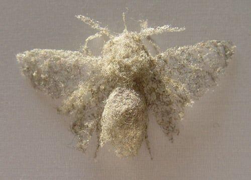 Incriveis esculturas feitas com poeira