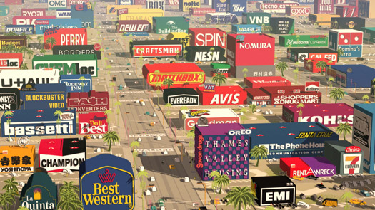 Logorama – Uma animacao toda feita com marcas