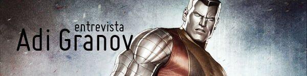 Entrevista com Adi Granov, ilustrador da Marvel Comics