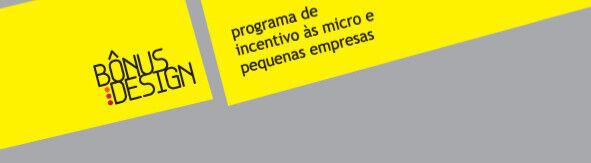 Programa Bônus Design