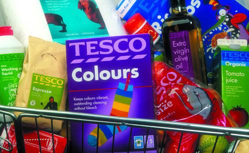 Branding na prática – Wolff Olins – Supermercados Tesco