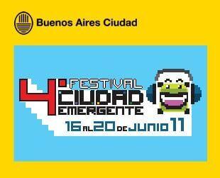 Festival Ciudad Emergente en Buenos Aires