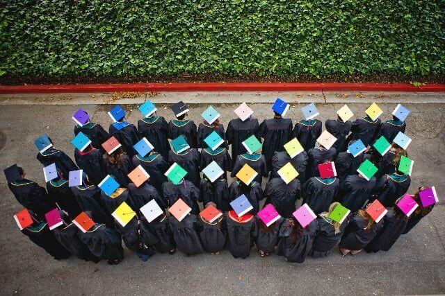 Graduação Pantone