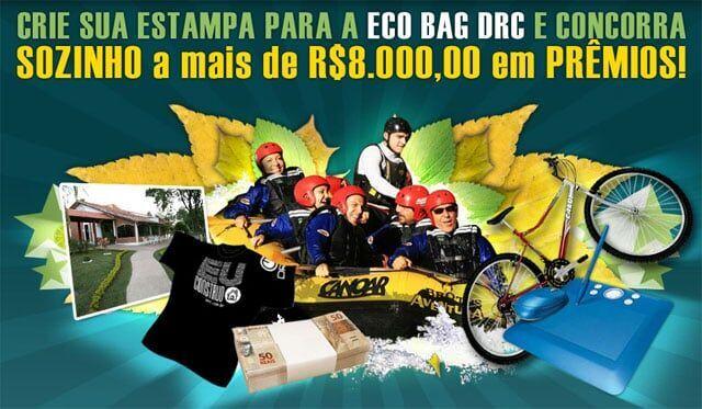 Concurso: Estampa para Ecobag DRC Treinamentos