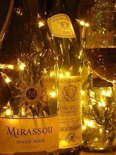 Luminária de Vinho