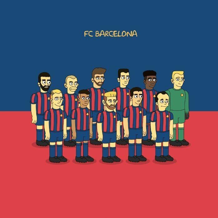 barcelona-simpsons