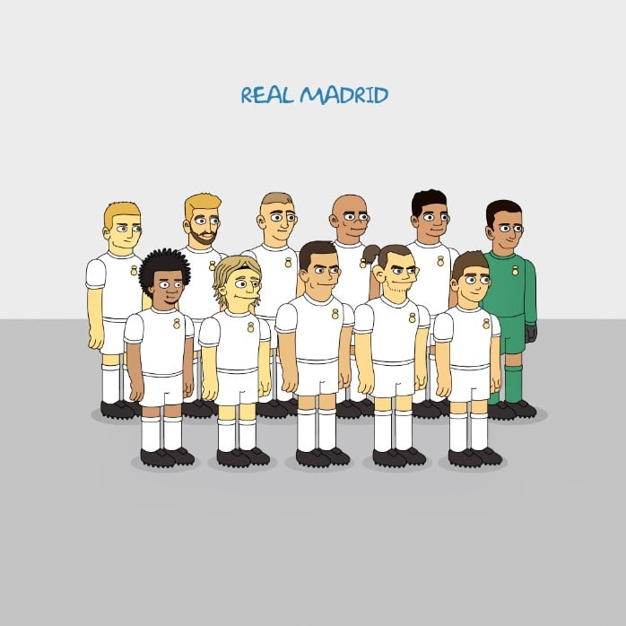 real-madrid-simpsons