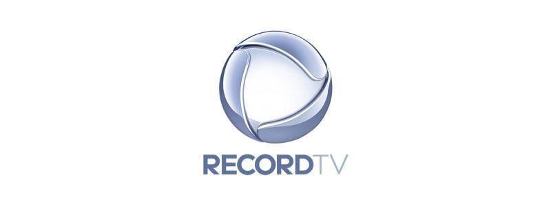 Record lança novo logo e muda o nome para Record TV