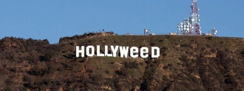 Intervenção no Letreiro de Hollywood fez ele virar o 'Hollyweed' neste réveillon e viraliza na internet